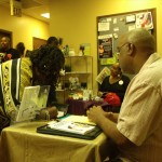Book Signing Nat. Beauty Salon