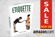 About Etiquette For The Black Man